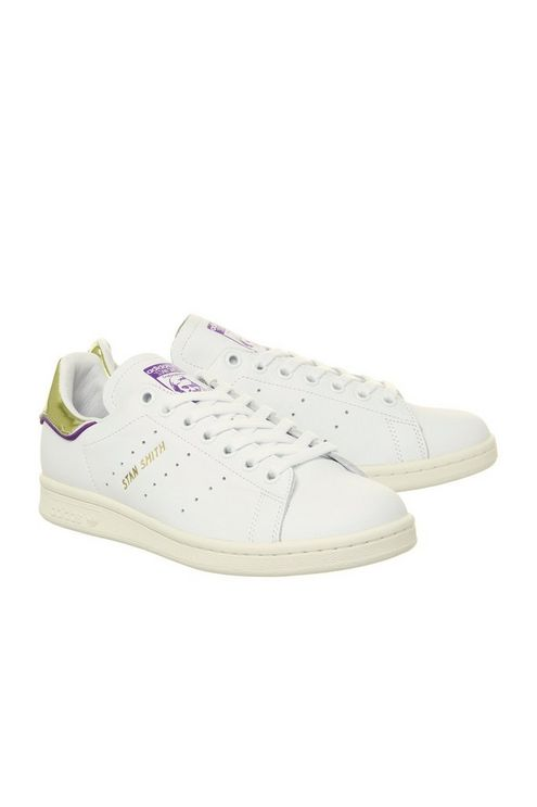 official photos a47b9 e42c8 Womens **Adidas Stan Smith Trainers By Office - White ...