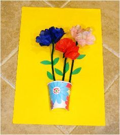 Art Projects For Kids Cute Idea A Mothers Day Project