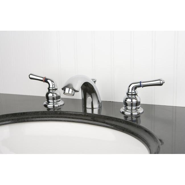 Kingston Chrome 2 Handle 4 To 8 Mini Widespread Bathroom Faucet W Pop Up Kb951 Widespread Bathroom Faucet Bathroom Faucets Faucet