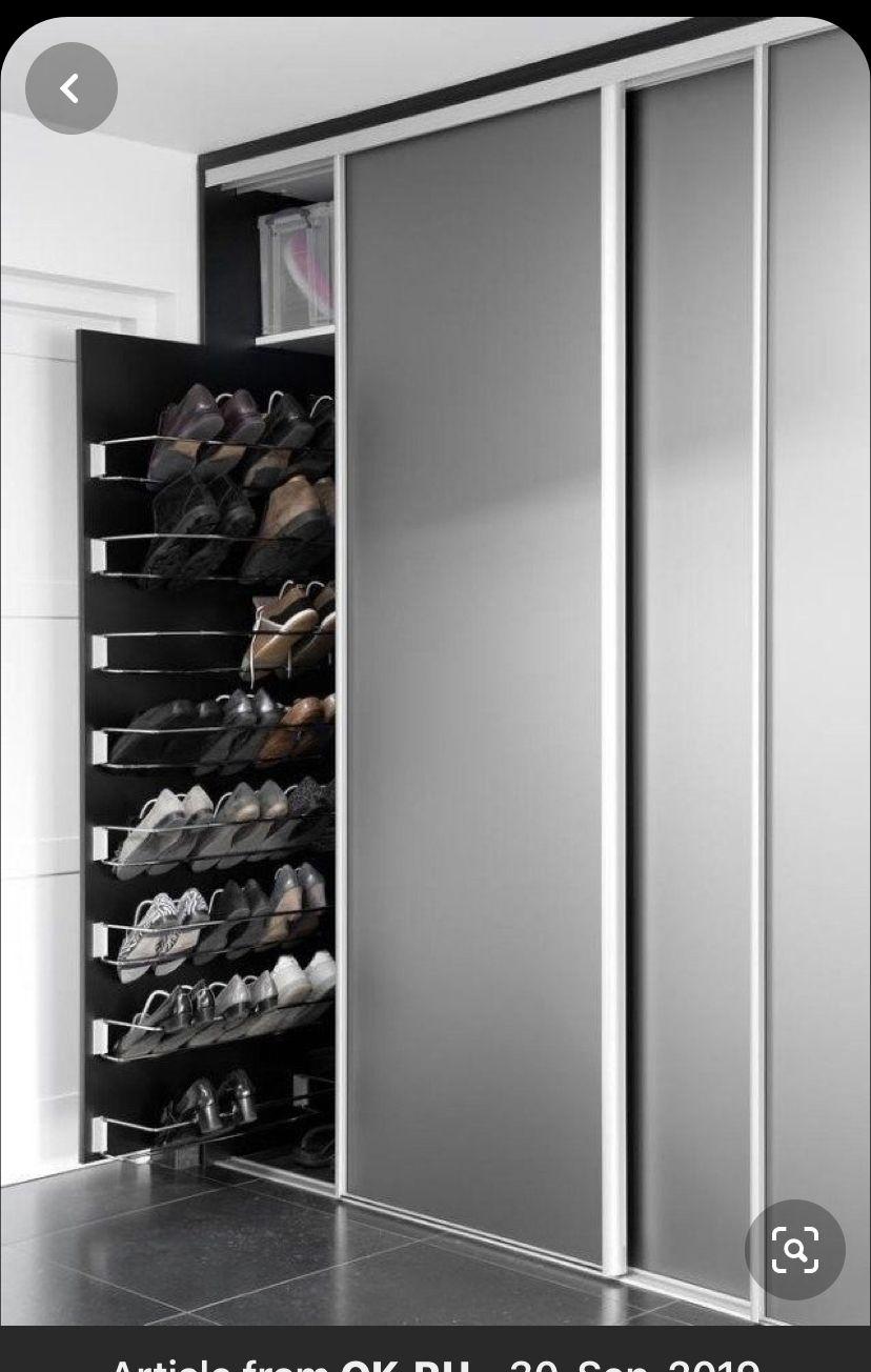Pin von Priyapaulson auf Kitchen interior Runwal   Schiebeschrank, Schrank design ...