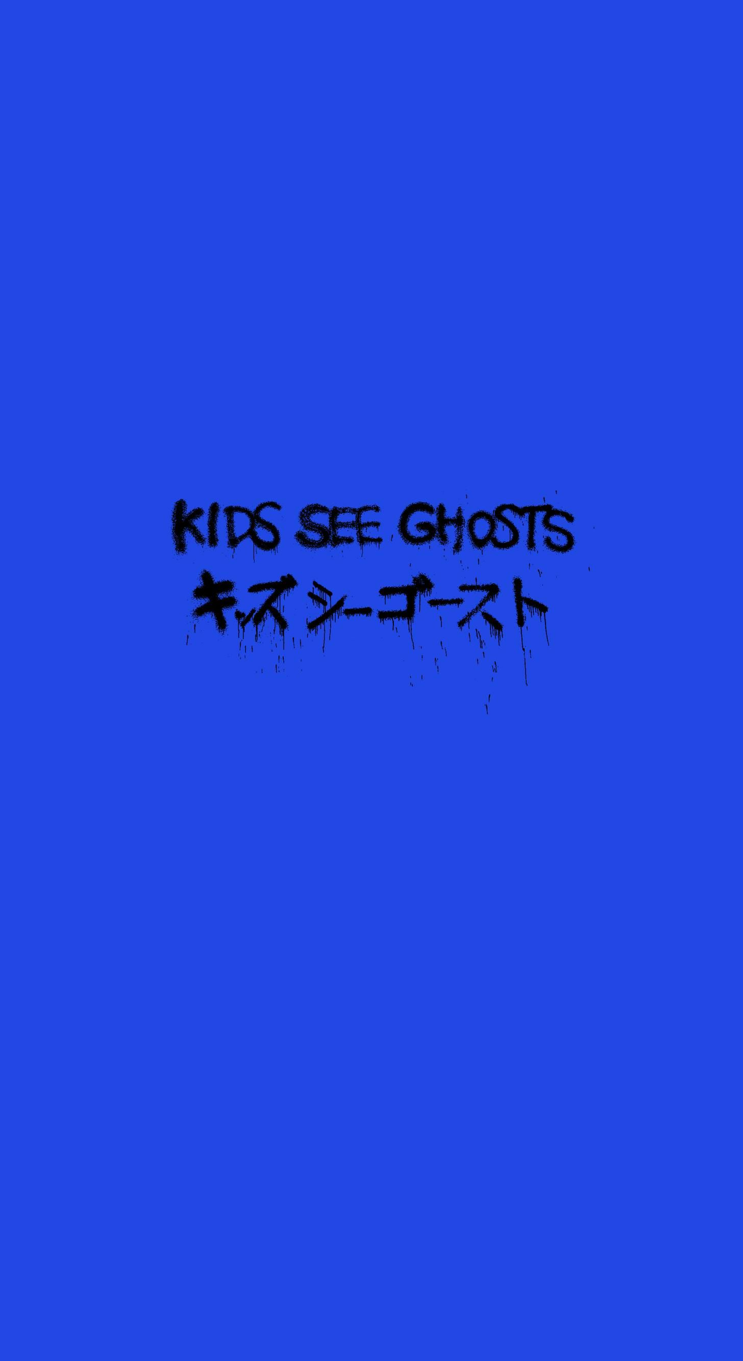 Kids See Ghosts Kanye iPhone Wallpaper