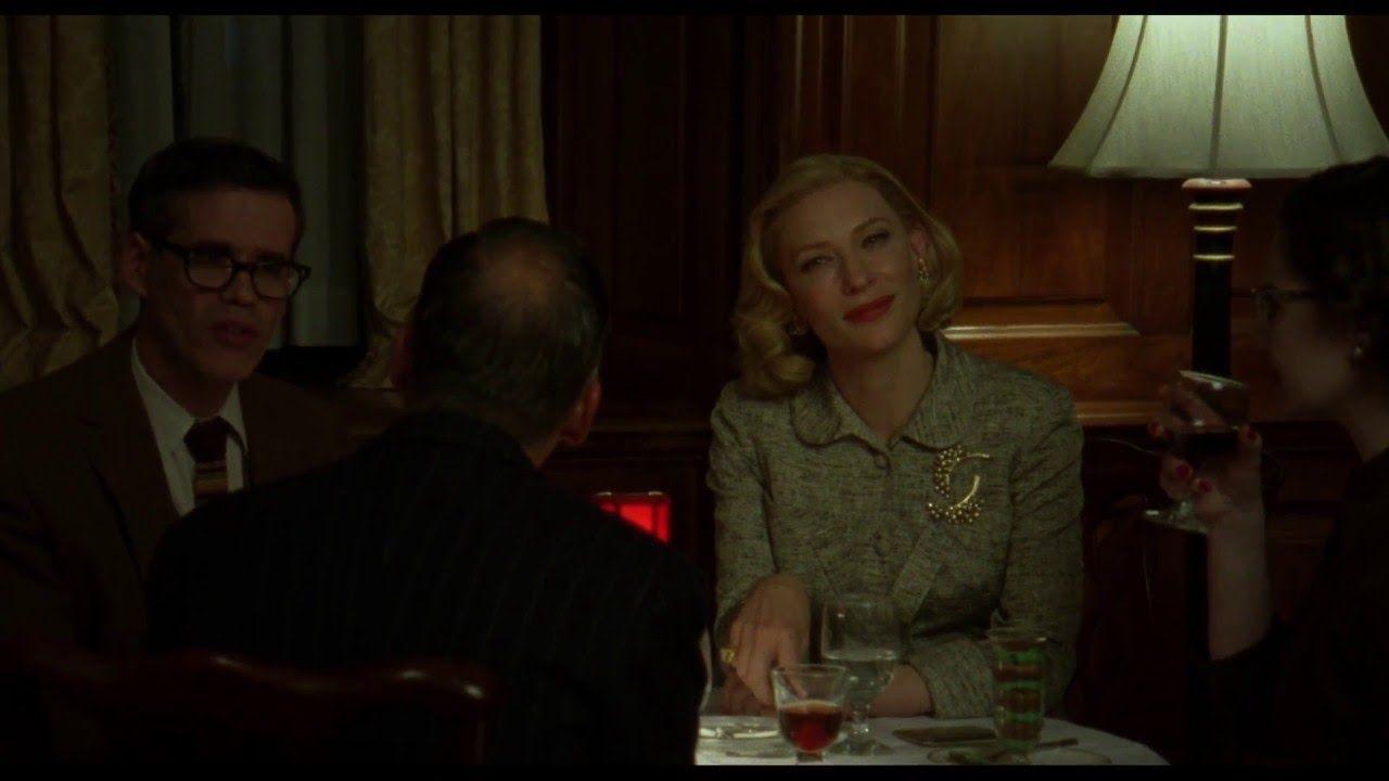 Carol 2015 Last scene 1080p Carole, Lesbian romance
