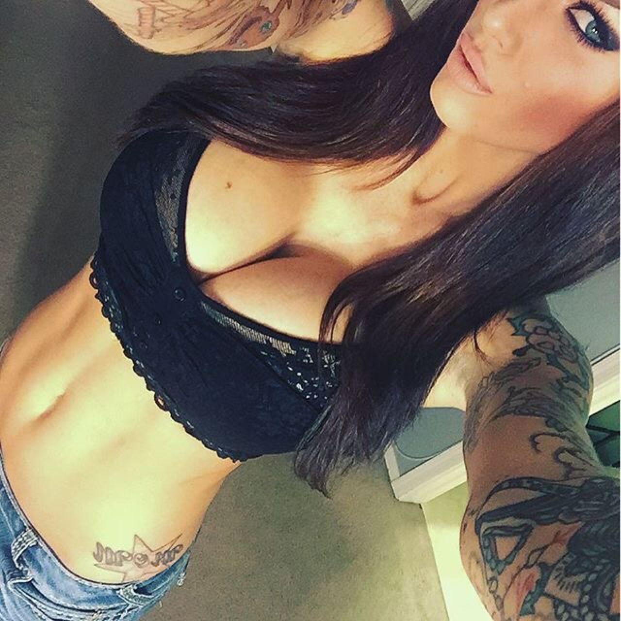 Pin On Inked Selfies