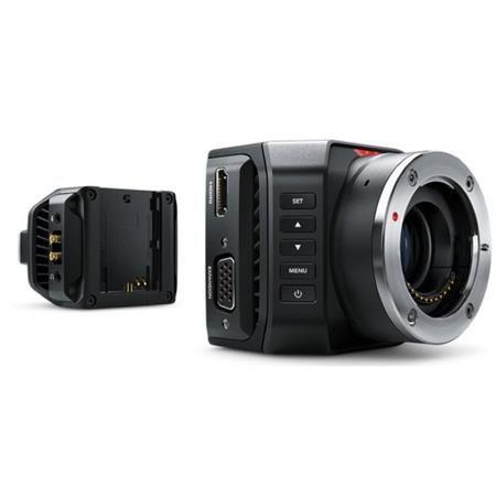 Blackmagic Design Micro Studio 4k Blackmagic Design Micro Studio Camera