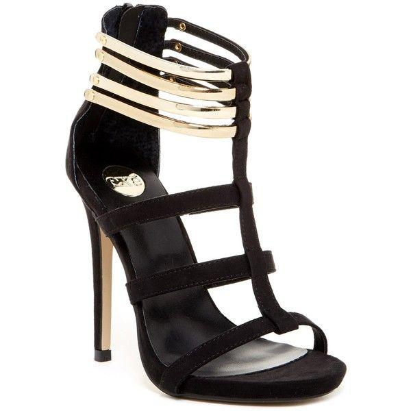 Famous Footwear Silvia Sandals Black Women