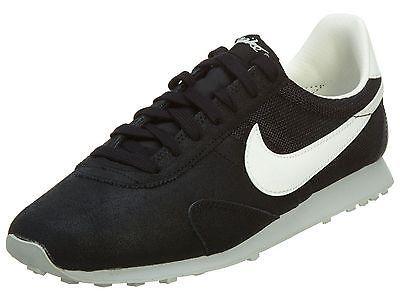 wholesale dealer c7879 5d89d Nike Pre Montreal Racer Vintage Womens 555258-012 Black Running Shoes Size  9 Scarpe Da