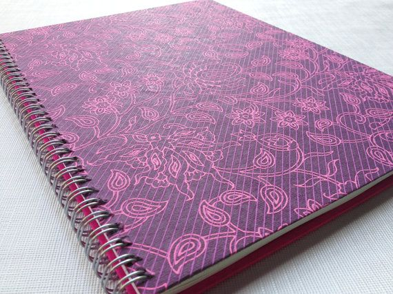 Large Salon Planner Purples Appointment Books by AllysonDuPont - appointment planner