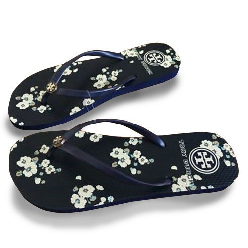 c5579fad8550b0 TORY BURCH Flip Flops Flat Flop Beach Summer Woman