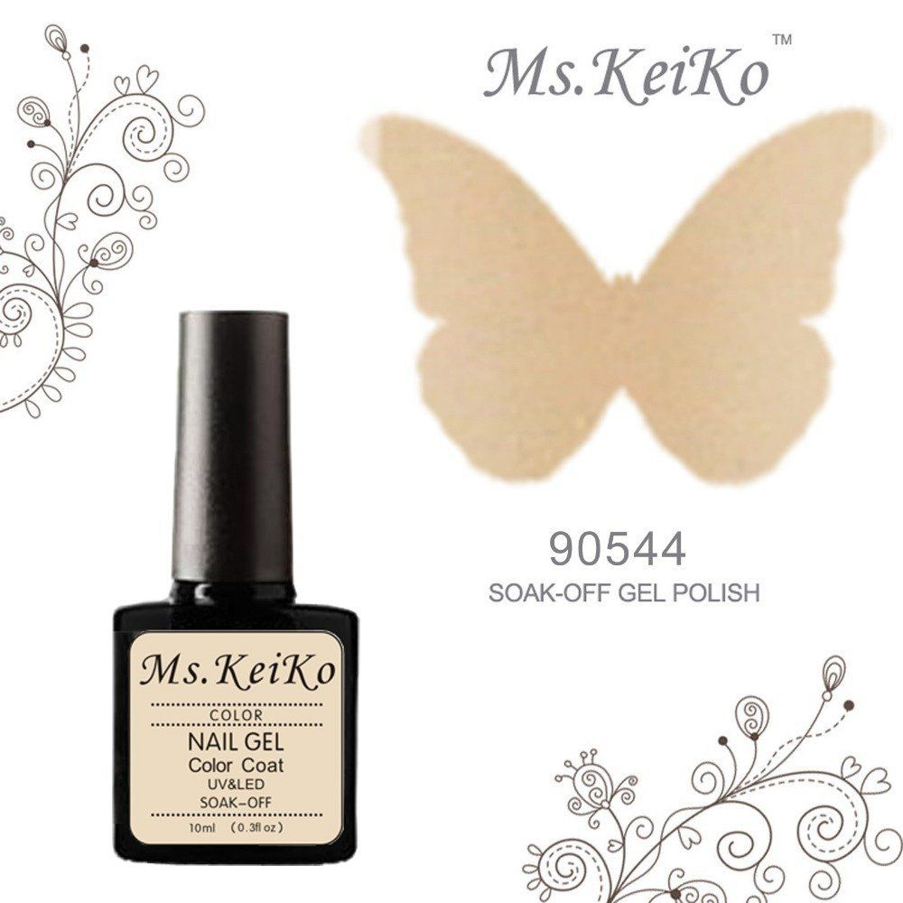 G Beauty Mskeiko New Color Soak