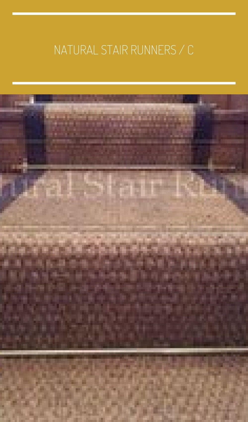 Best Natural Stair Runners Carpets Uk London Hessian Carpet Stairs In 2020 Carpet Stairs 400 x 300