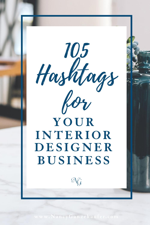 The Best Interior Design Hashtags In 2020 Interior Design Hashtags Interior Design Business Business Design