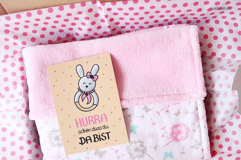 Babyset In Rosa Fur Madchen 3 Kuschliges Geschenkset Mit Einer