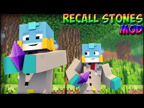 Recall Stones Mod Free Download Minecraftorg Minecraft - Minecraft teleport player to