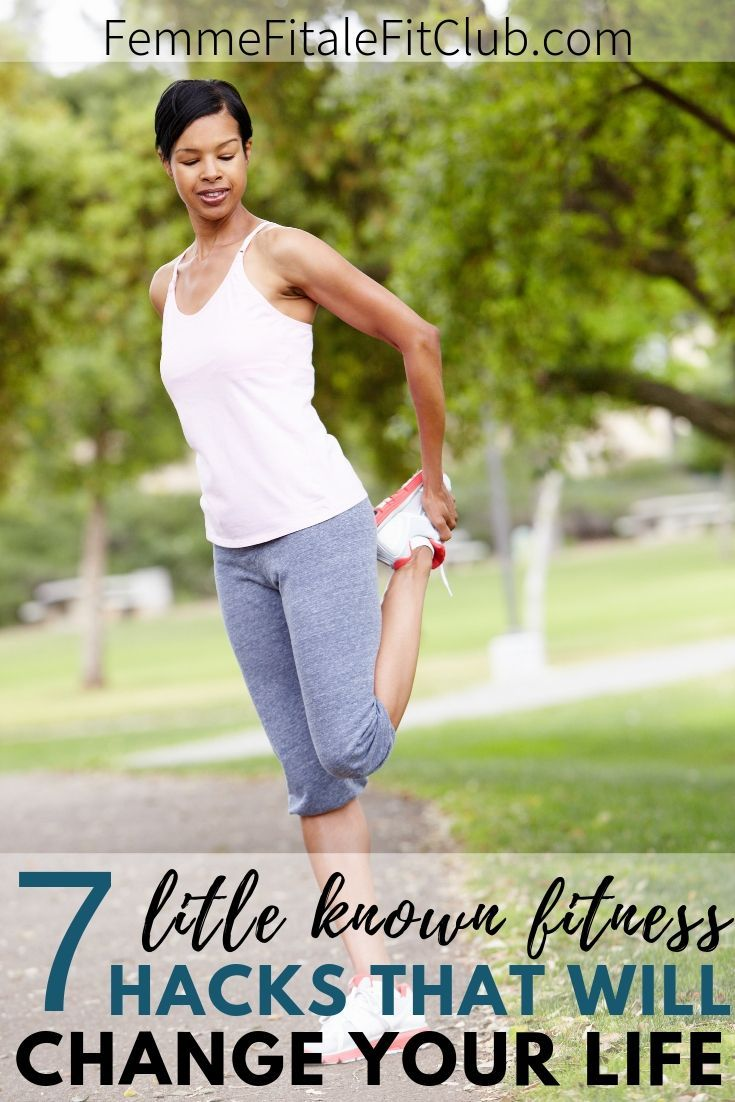 7 Little Known Fitness Hacks That Will Change Your Life #fitnesshacks #weightlosstransformation #wei...