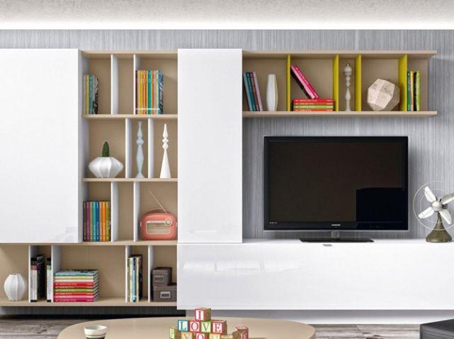 Meuble Tv Atylia Salon Living room Pinterest Salons, Living