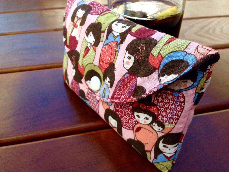 Handyhülle (Spezialanfertigung) aus japanischem Stoff von madebyanshu auf Etsy