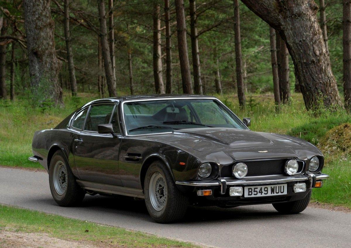 These 4 Aston Martins Co Star In Next James Bond Movie No Time To Die Aston Martin Cars Aston Martin James Bond Cars