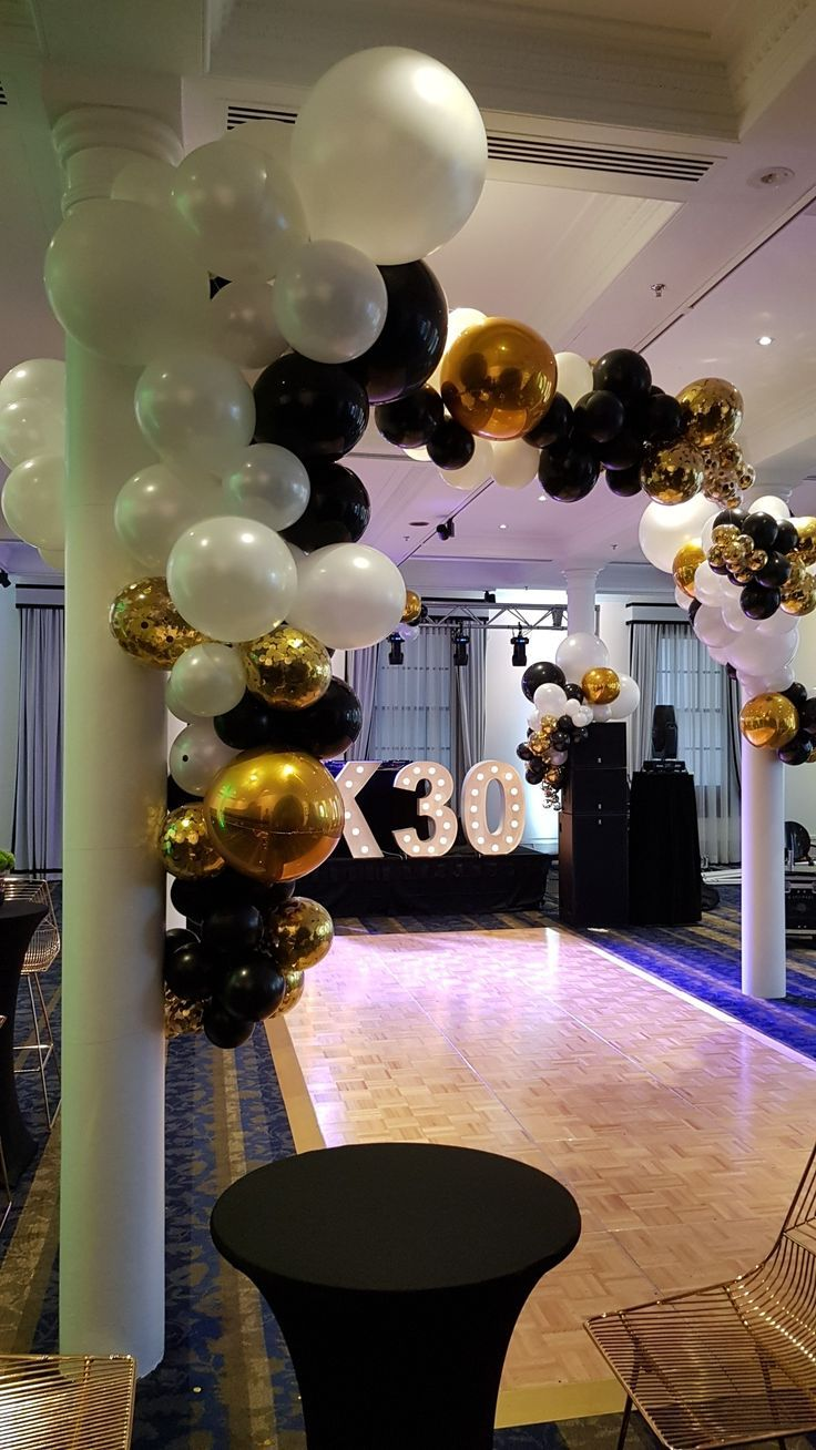 Image Result For New Years Organic Balloon Arch Ideias Bruno
