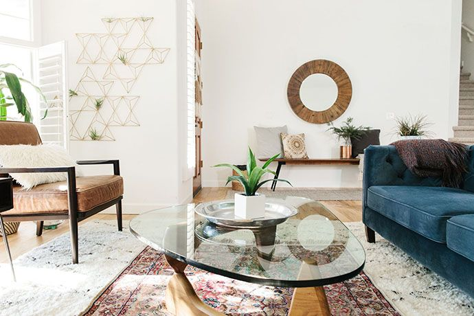 Oh friends, today's post is good because well, this room is good. So good  that it was
