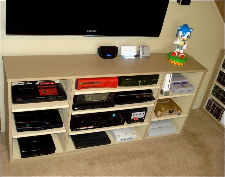 17 Most Popular Video Game Room Ideas Feel The Awesome Game Play Video Game Rooms Game Room Retro Games Room