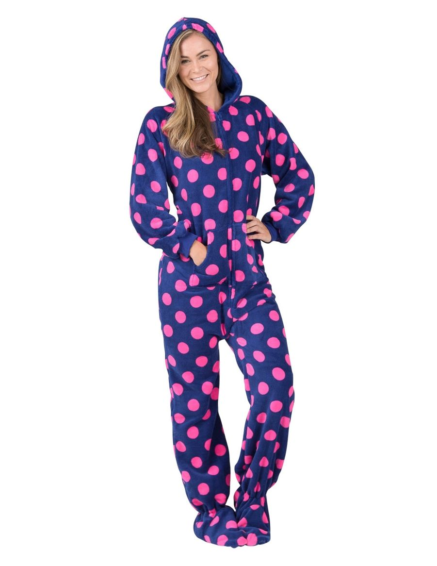 b69001adc096 Hooded Footed Onesie