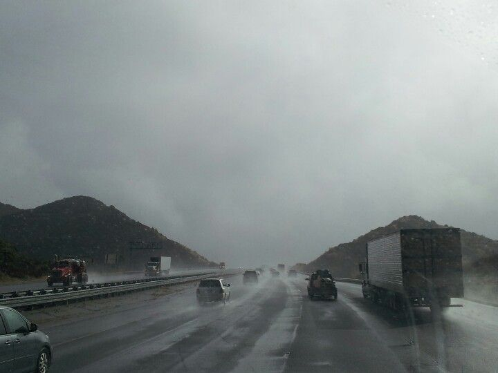 Weather in the grapevine