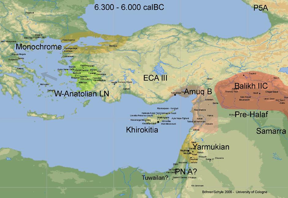 Neolithic revolution of syria buscar con google historical maps neolithic revolution of syria buscar con google gumiabroncs Gallery
