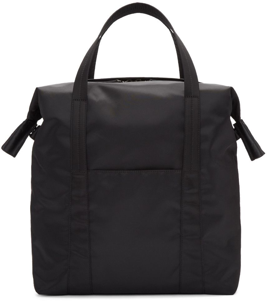 Toiletry Bags On Sale, Black, Nylon, 2017, one size McQ by Alexander McQueen