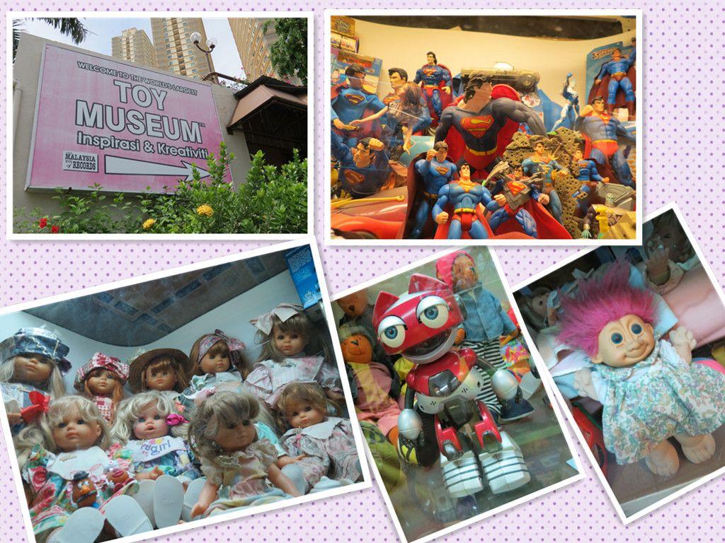 攝於2012年5月17日,檳城玩具博物館。