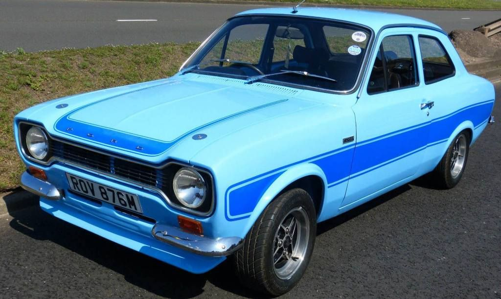 1973 MK1 AVO FORD ESCORT RS2000 - VIEW EBAY AD >> http://ebay.to ...