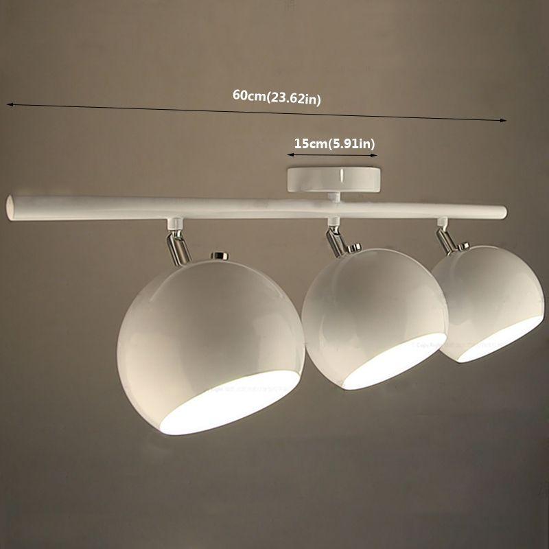 Kaufen (EU Lager)Modern Strahler Design 3-flammig im Wohnzimmer