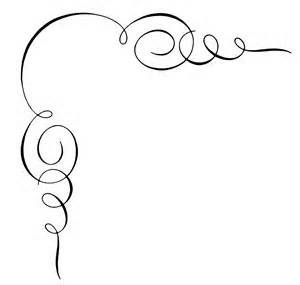 heart swirl squiggly and line borders bing images wedding rh pinterest com  fancy squiggly lines clip art