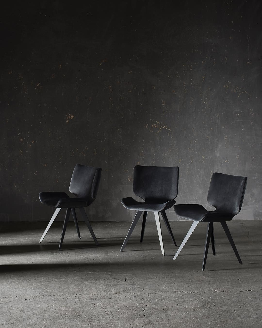 Contemporary Sophistication The Astra Dining Chair