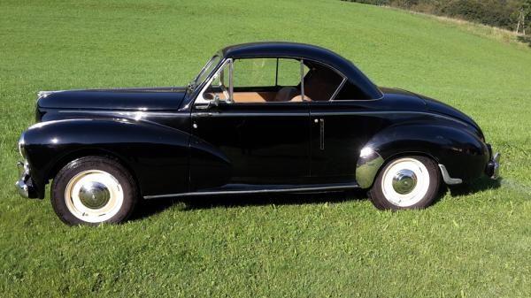 1953 Peugeot 203 Coupe Peugeot Carte Grise