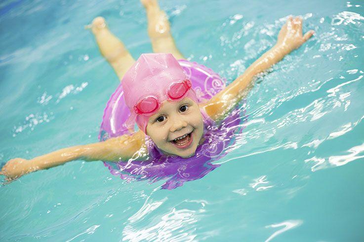 Safe swimming tips for summertime