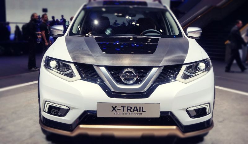 2019 Nissan X Trail Will Get Its First Hybrid Engine Nissan New Suv New Cars