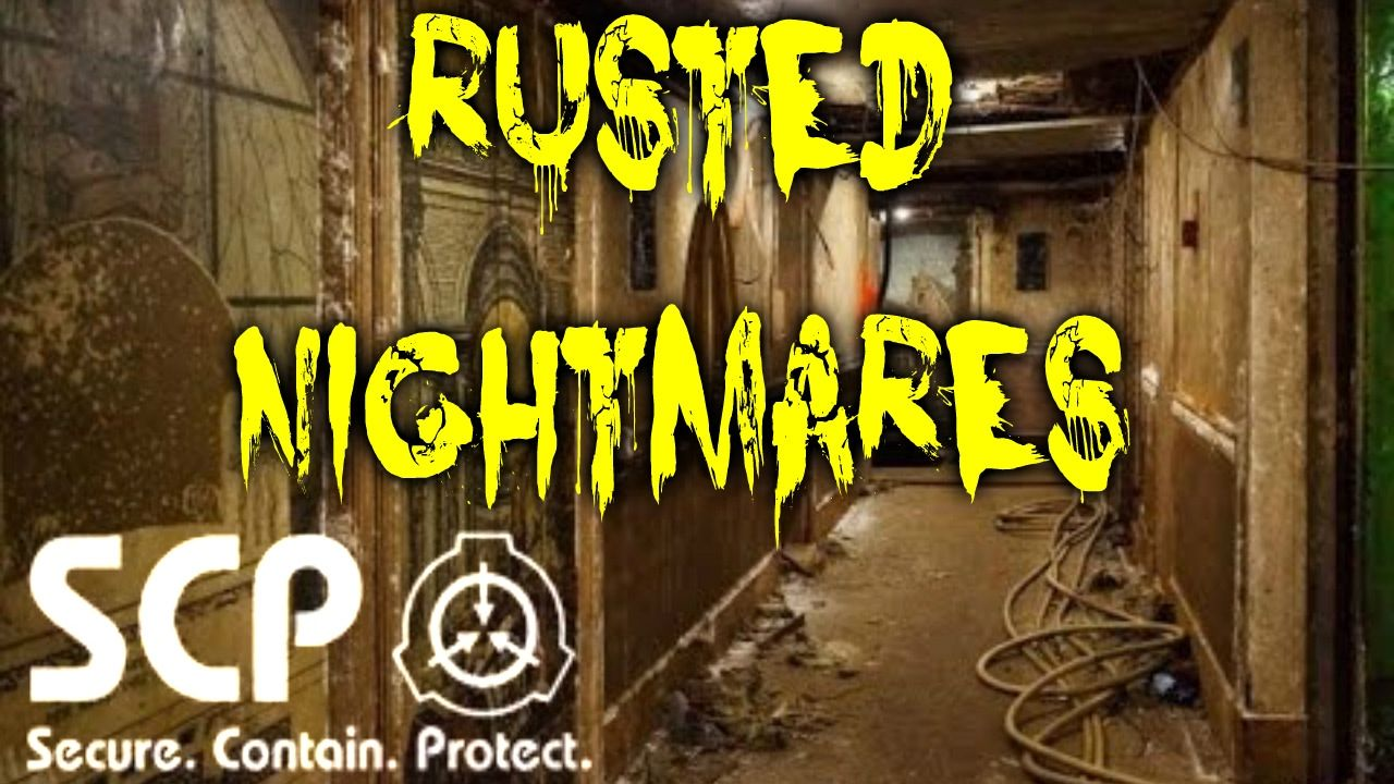 Rusted Nightmares Scp 455 Cargo Ship Scp Tale Scp Readings