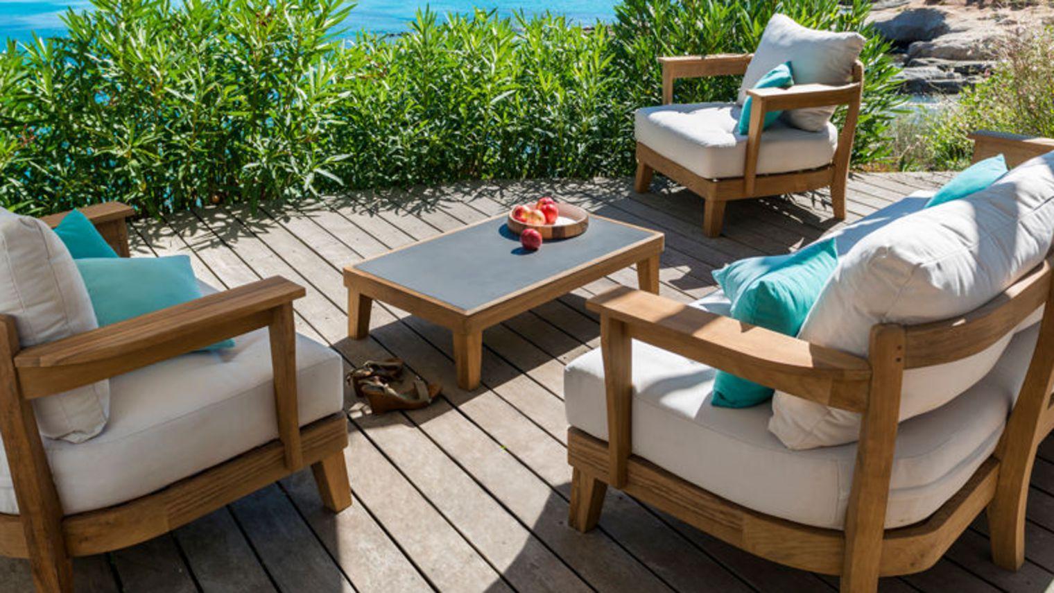Impressionnant Solde Salon De Jardin Aluminium Cadeiras Poltrona