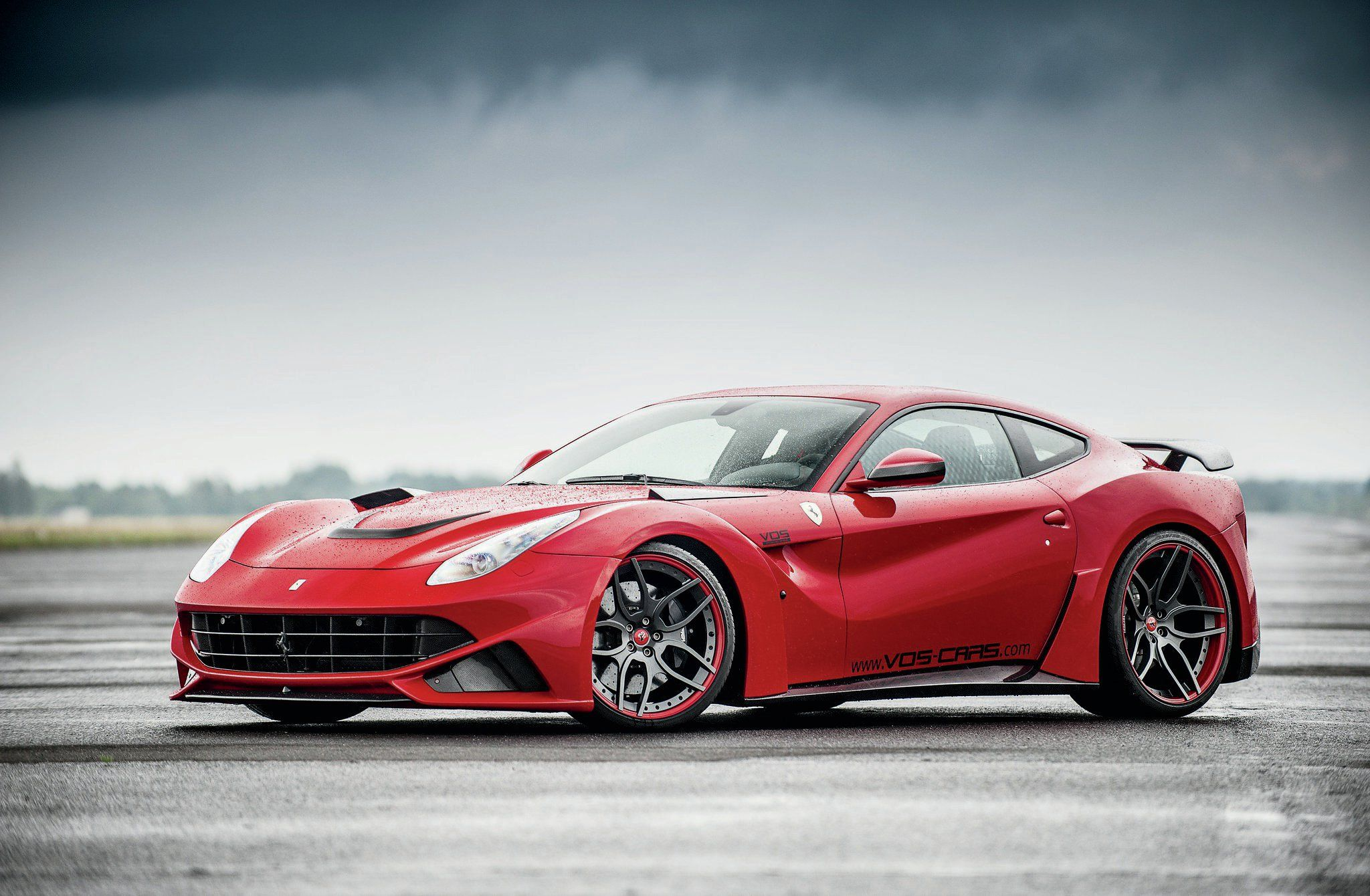 774hp novitec n-largo ferrari f12 - red alert | ferrari, cars and