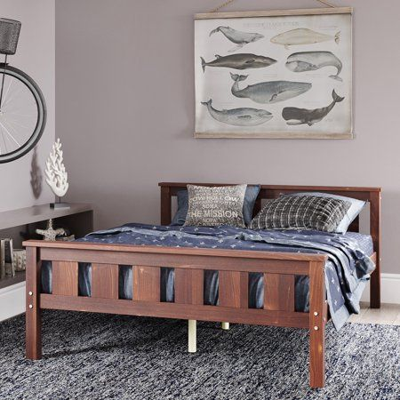 Better Homes Gardens Kane Full Size Bed Multiple Finishes