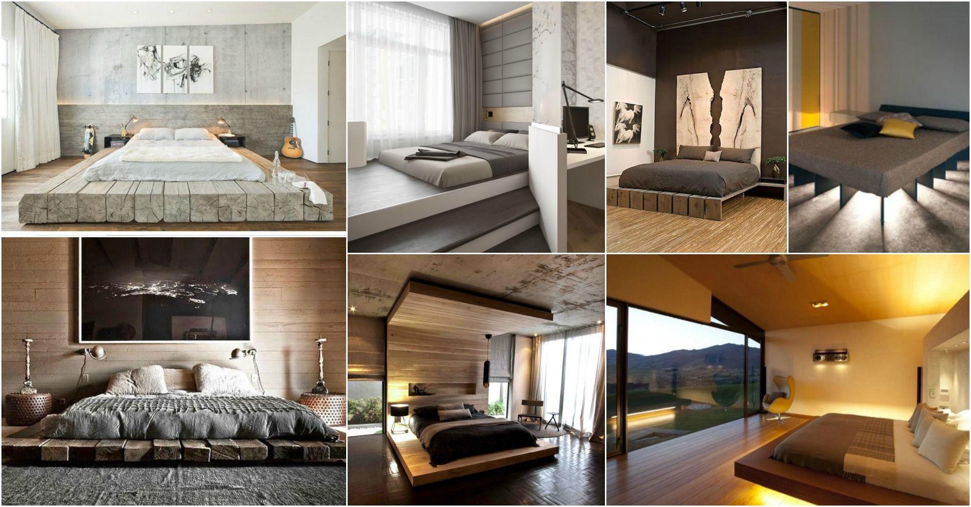 Platform Bed Ideas That Will Steal The Show Bed Bedroom Design Platform Bed