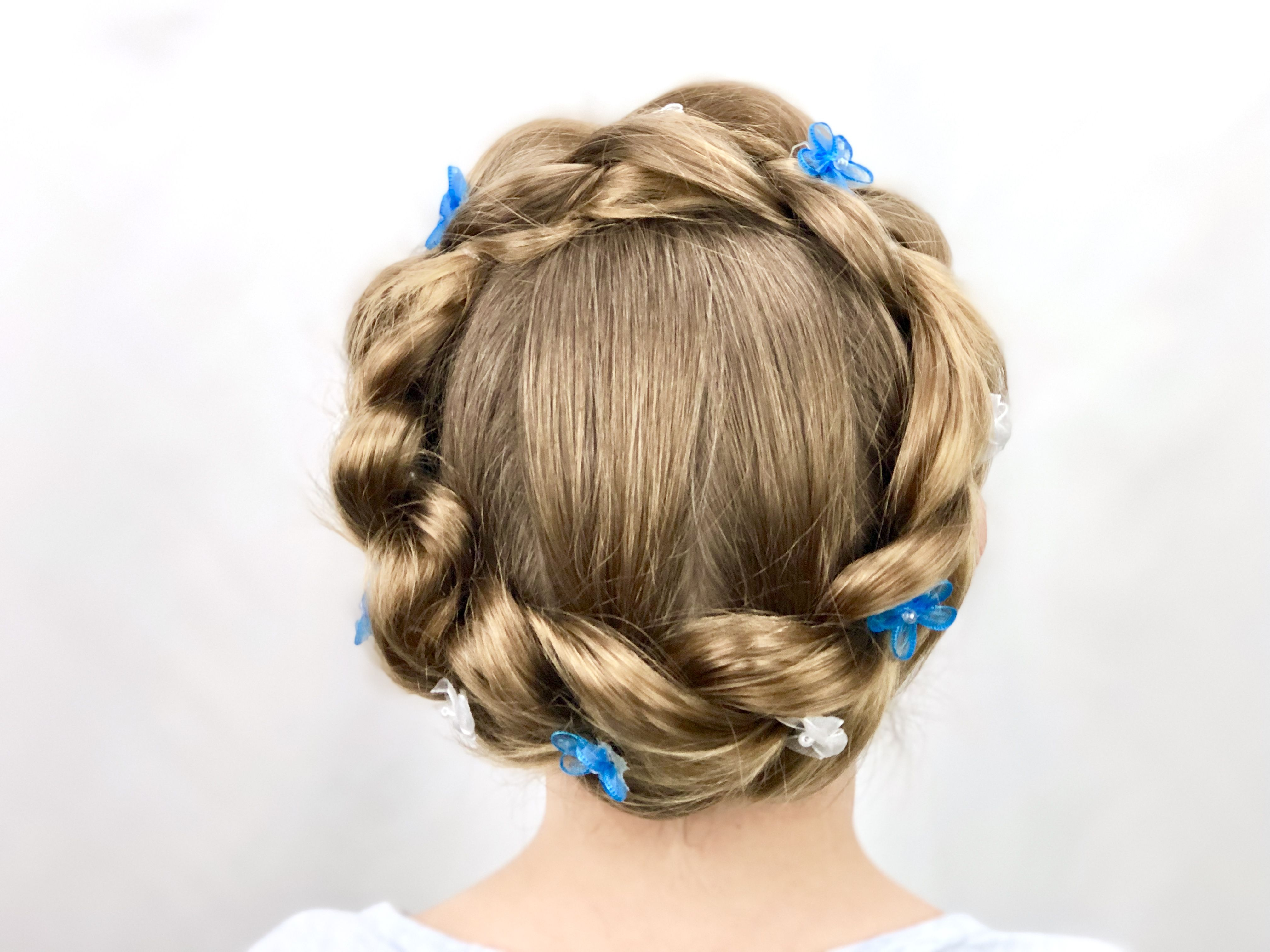 Pull Through Crown Braid Tutorial In Our Bio With Images