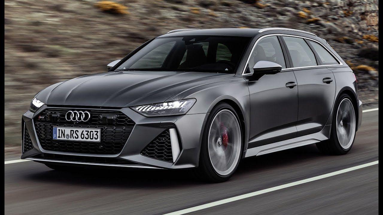 2020 Audi Rs6 Avant Audi Rs6 Audi Rs Porsche Panamera