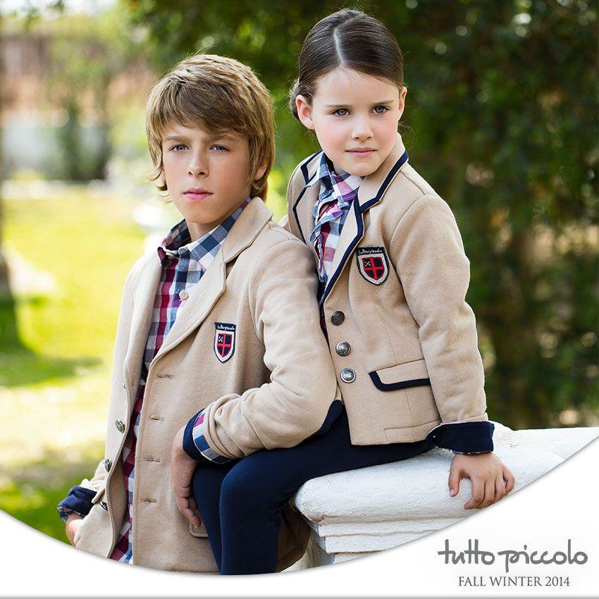 Tutto Piccolo - Fall - Winter 2014   Stylish kids fashion ...  Preppy