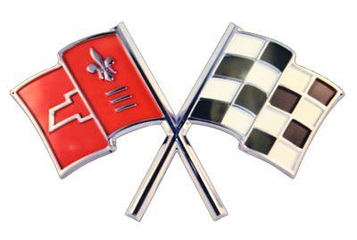Image result for 1965 corvette flag