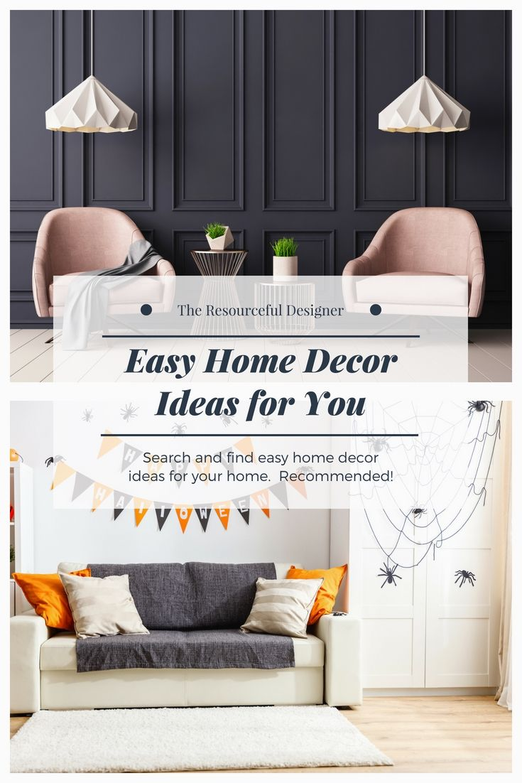 Easy and Simple Home Decor Creative Ideas - Combining These Easy ...