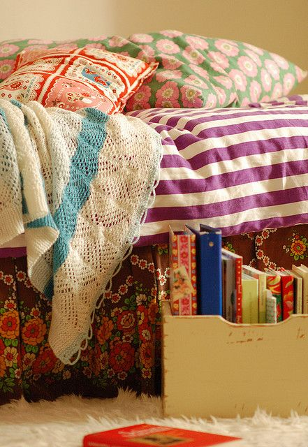 Bed by jasna.janekovic, via Flickr