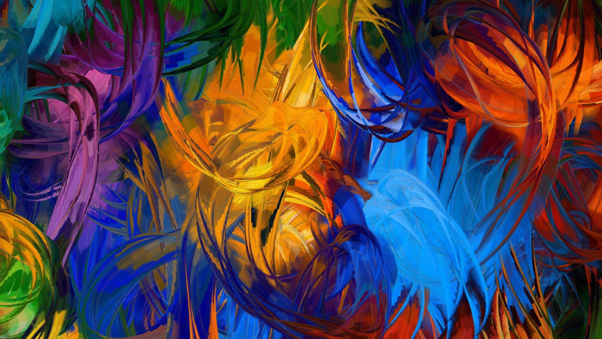 41 best abstract paintings in the world - inspirationseek