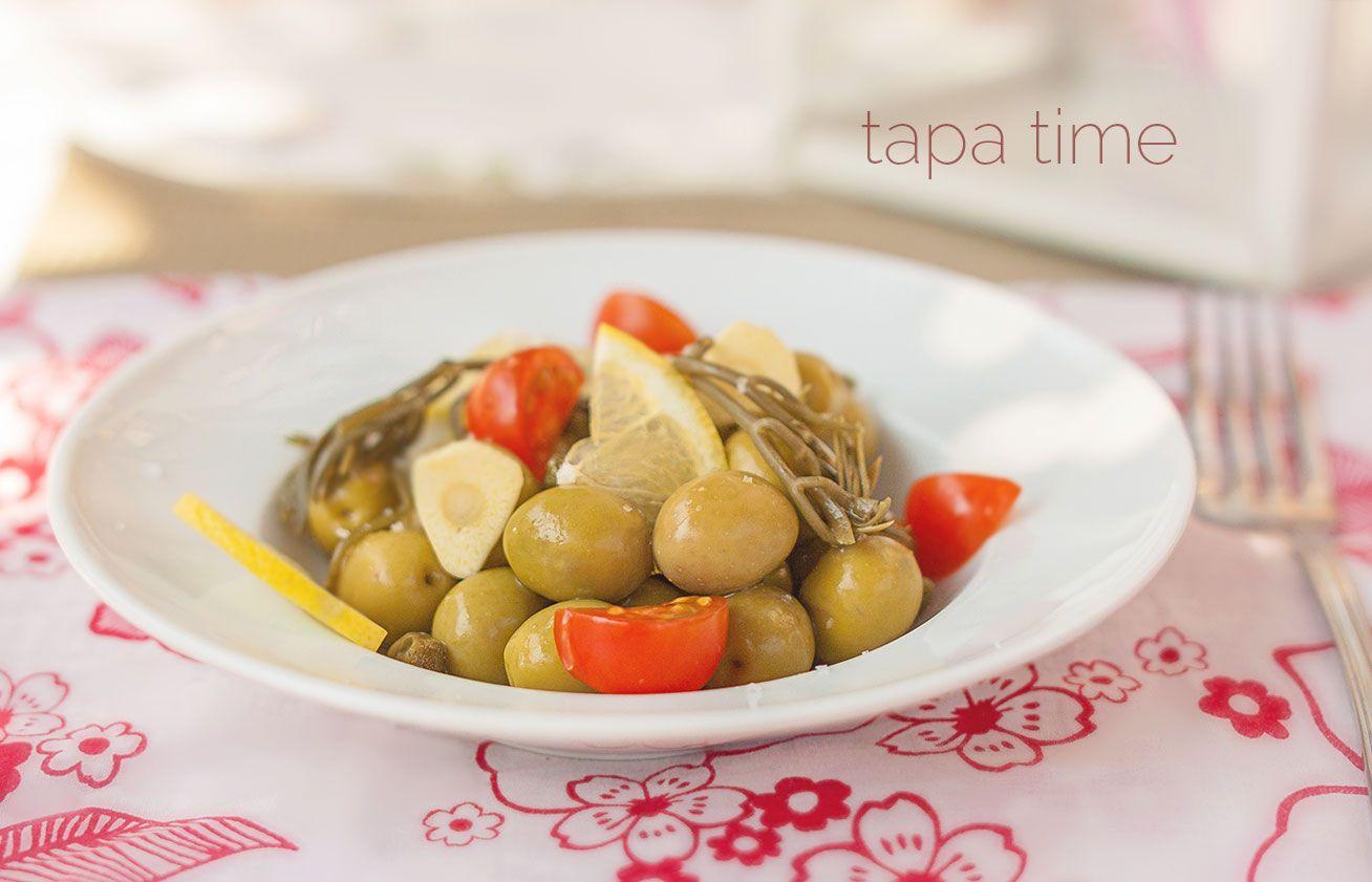 Tapa Time ©María Domínguez