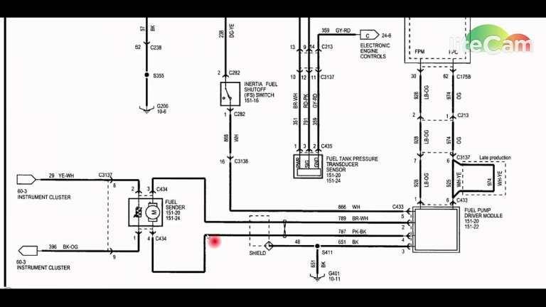 M 11 Ecm Wiring Diagram